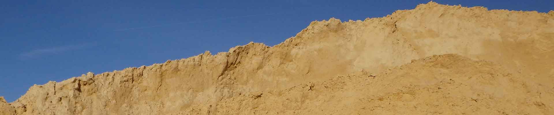 Commercial and Residential Sand